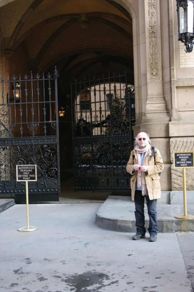 Dakota Building New York