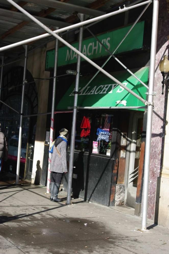 Malachy's bar New York