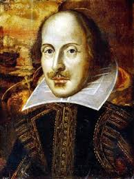 William Shakespeare, Flower portrait