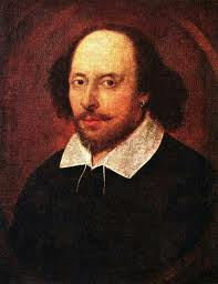 William Shakespeare portrait by Chandos