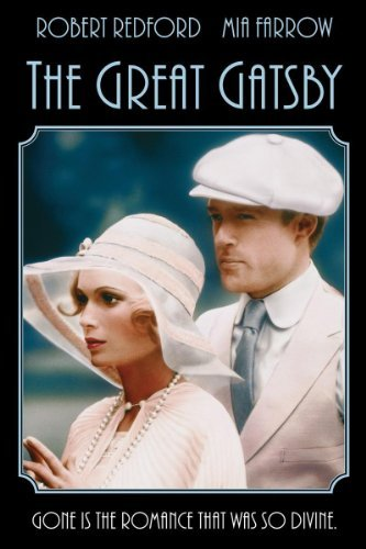 Great Gatsby Robert Redford Mia Farrow