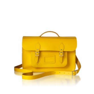 Yellow satchel Bruce Springsteen