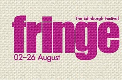 Kim Edgar at the Edinburgh Fringe
