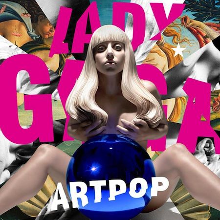 Lady Gaga ARTPOP with Jeff Koons