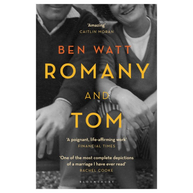 Romany and Tom by Ben Watt