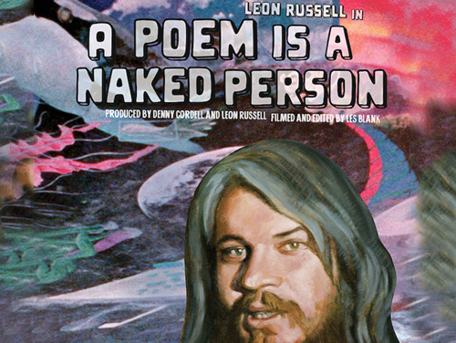 A Poem is a Naked Person Leon Russell