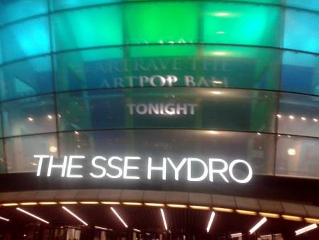 Artpop Ball SSE Hydro Glasgow Lady Gaga