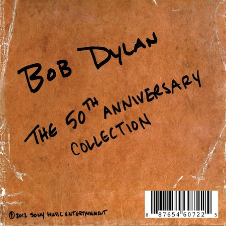 Bob Dylan 50th Anniversary Copyright Extension Collection