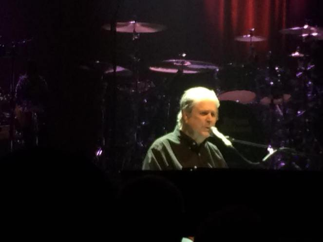 Brian Wilson live Edinburgh