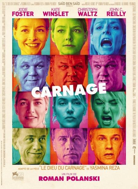 Carnage by Roman Polanski