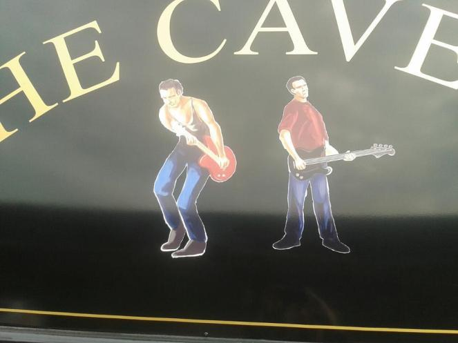 Cave Haymarket Edinburgh