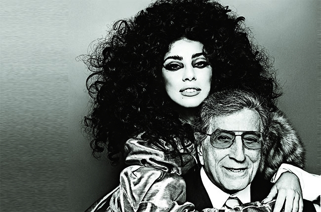 Lady Gaga Tony Bennett cheek to cheek again