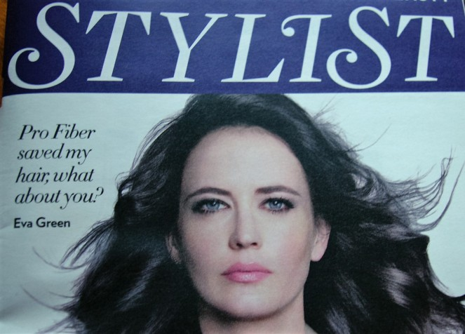 Eva Green stylist