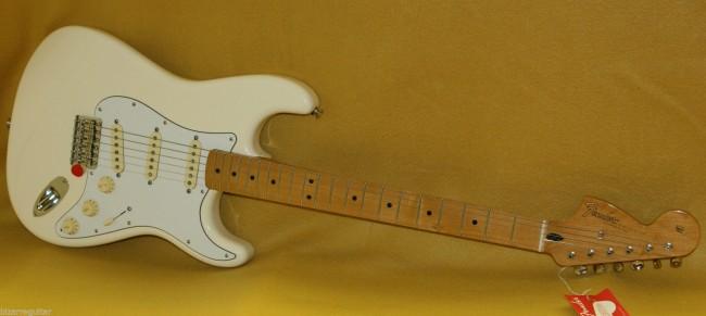 Fender's Jimi Hendrix Stratocaster