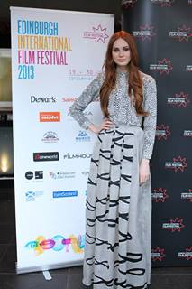 Karen Gillan International Film Festival Not Another Happy Ending