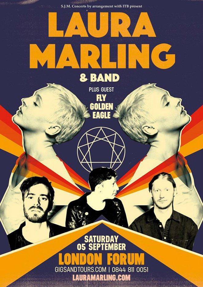 Laura Marling and band