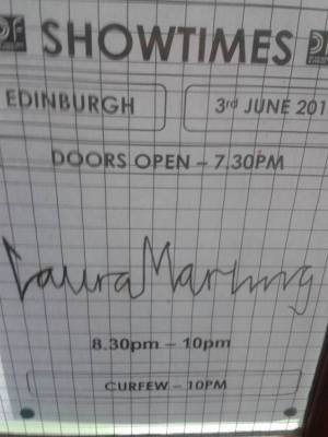 Laura Marling Edinburgh