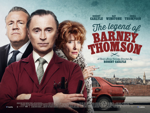 Legend of Barney Thompson