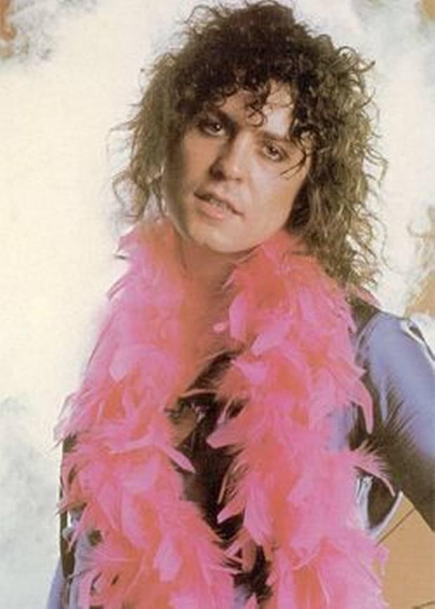 Marc Bolan pink 1971