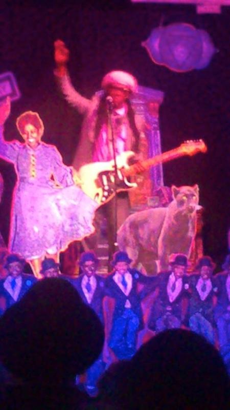 Nile Rodgers live at Summerhall, Edinburgh