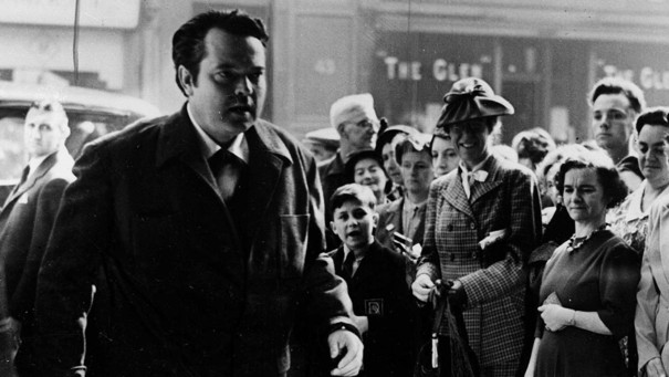 Orson Wells Edinburgh Cameo 1953