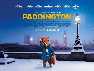 Paddington Bear movie film