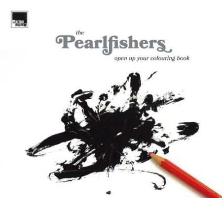 Pearlfishers Open Up Your Colouring Book