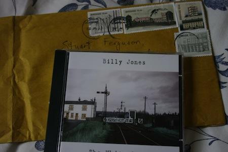 Present from Billy Jones