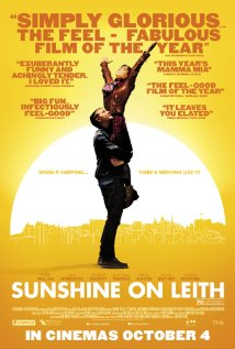 Sunshine on Leith Proclaimers film