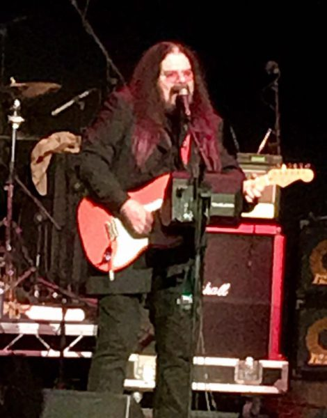 Roy Wood gigs live in Glasgow 2017