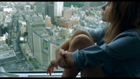 Scarlett Johansson under the skin Glasgow