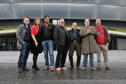 Still Game reunion Glasgow Hydro