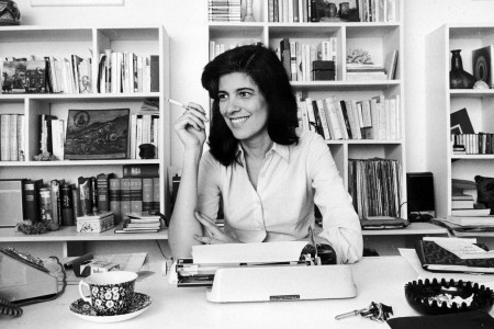 Susan Sontag Joanie Caucus