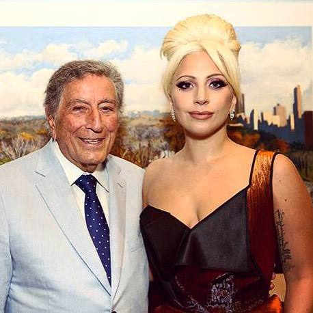 Tony Bennett Lady Gaga world tour