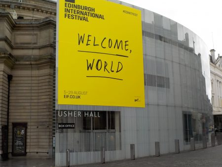 Edinburgh welcomes the world - Edinburgh's Festivals