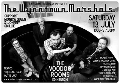 Wynntown Marshals Voodoo Rooms Coda Music