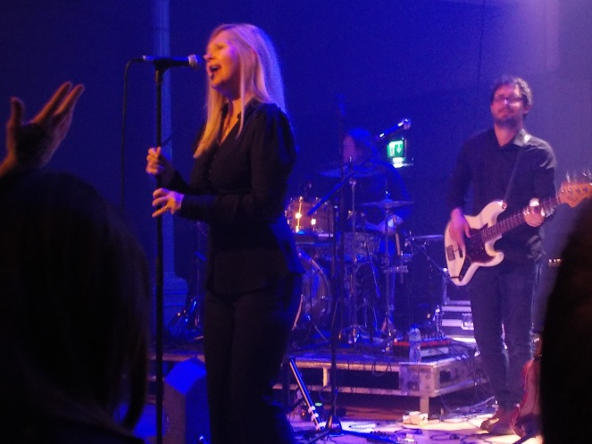 Saint Etienne Queen's Hall June 2017