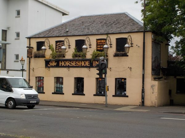 Horseshoe Inn Gorgie