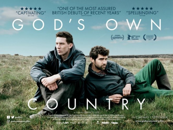 God's Own Country - Edinburgh Film Festival