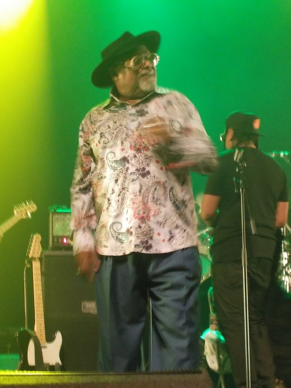 George Clinton in Glasgow 2017