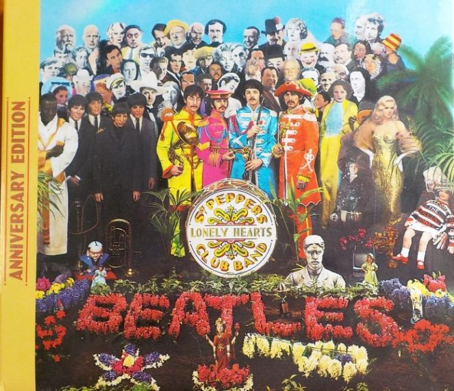 Sgt Peppers Lonely Hearts Club Band Anniversary Edition