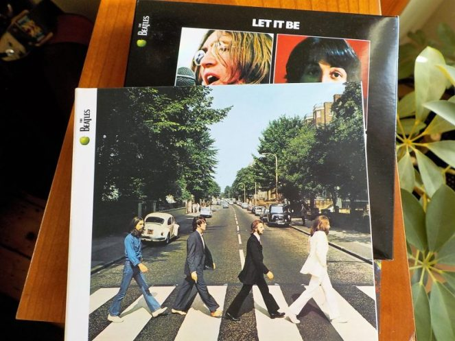 Let it Be / Abbey Road - Beatles anniversary