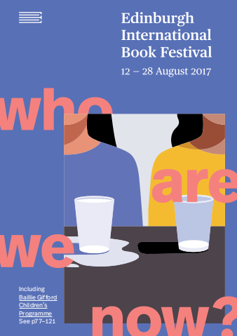Edinburgh International Book Festival - who are we now?