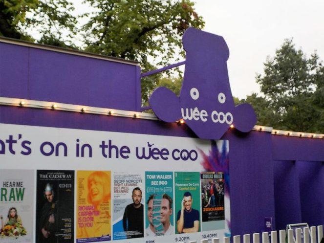 wee coo Edinburgh Fringe 2017