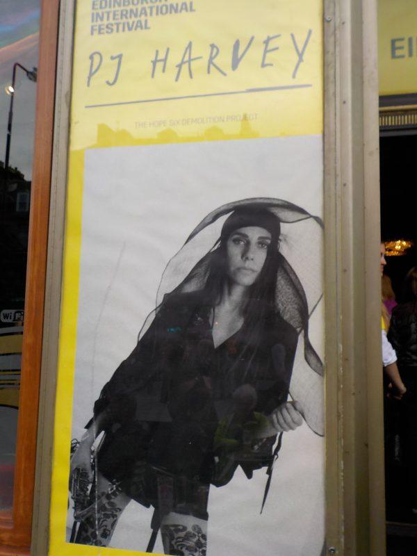 PJ Harvey - Edinburgh International Festival