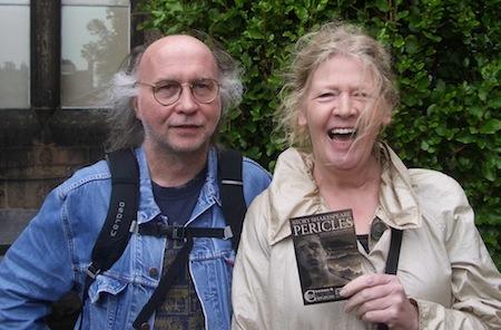 Stuart Ferguson with Deborah Moody