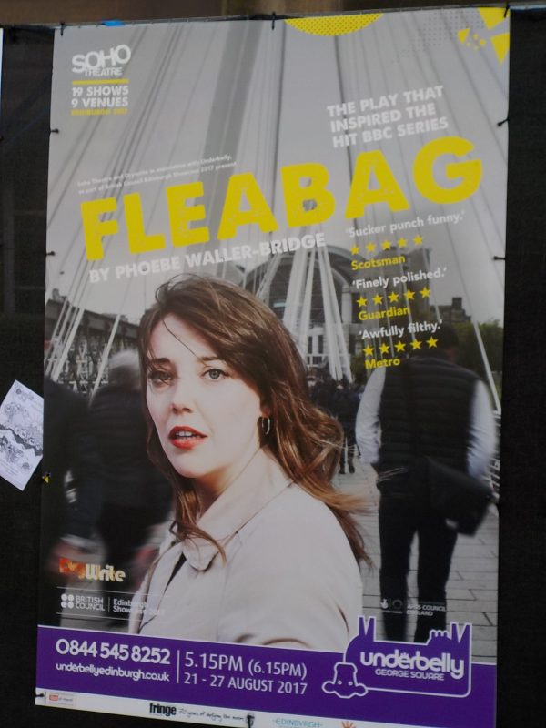 Fleabag by Phoebe Waller-Bridge