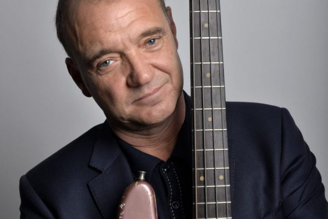 Guy Pratt - photo by Steve Ullathorne