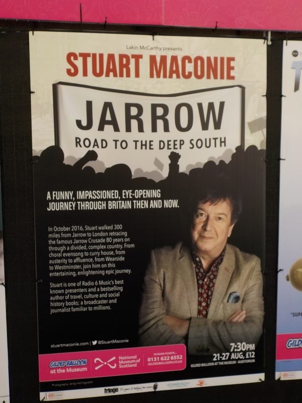 Jarrow road to the deep South - Stuart Maconie