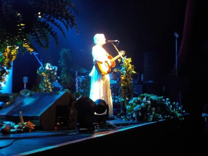 Laura Marling live show Glasgow